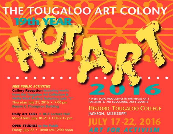 Tougaloo Art Colony - 19th Year