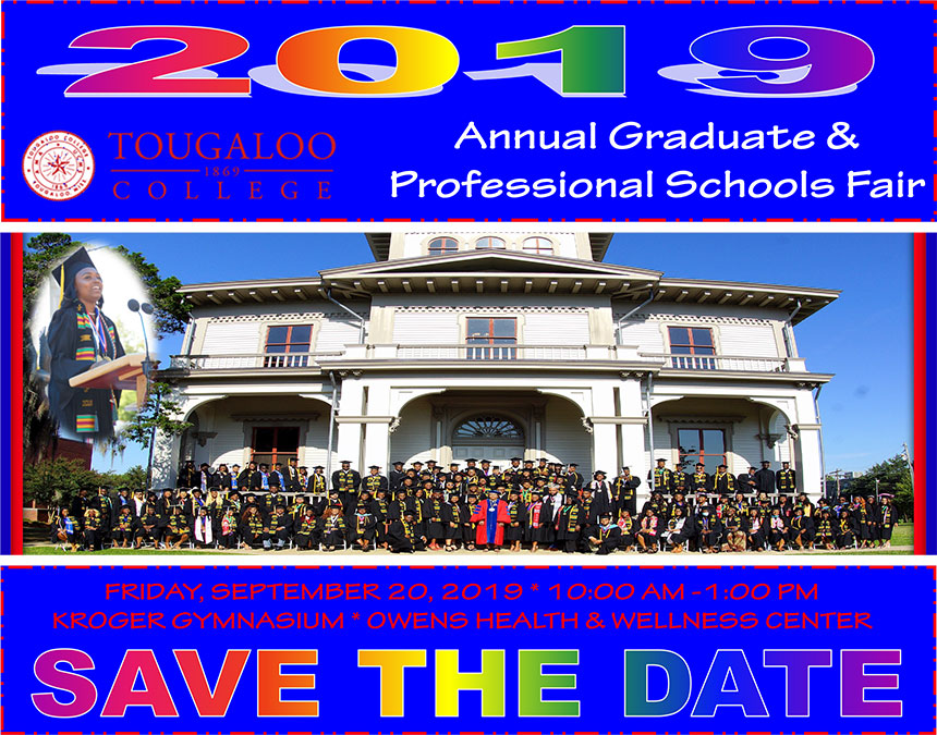 Tougaloo College Graduate and Professional School Fair