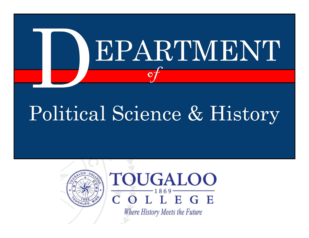 Department of Political Science & History