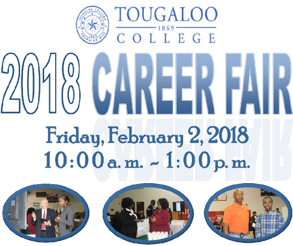 Tougaloo College Career Fair 2018