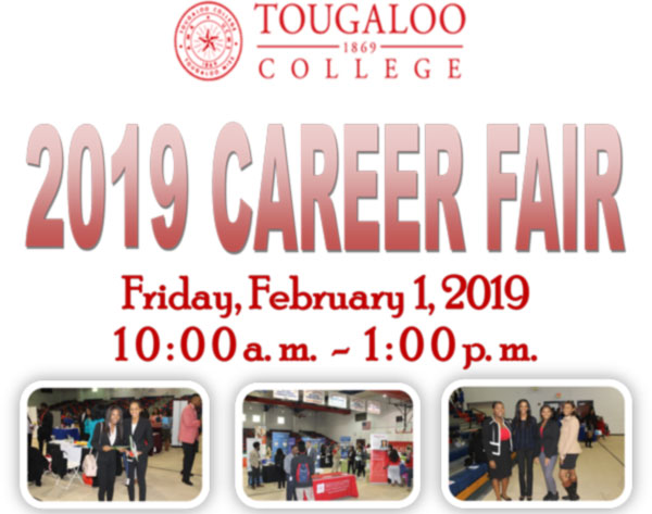 Tougaloo College Career Fair 2019