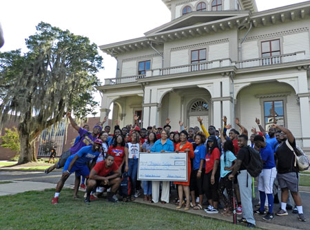Tougaloo College awarded $270,000 by the National Park Service for the interior preservation of the Robert O. Wilder Building, known as the Mansion.