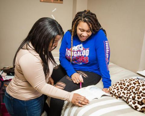 Residential Life Tougaloo College